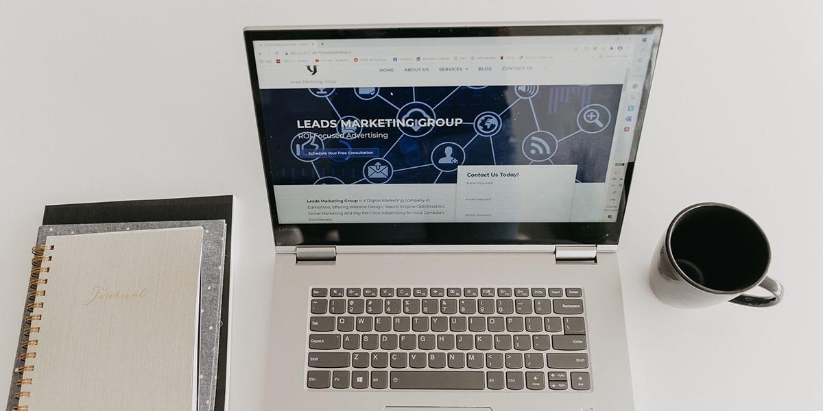 Website Design in Edmonton